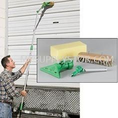Wall Cleaning Clamp / Gripper