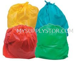 Disposal Waste Bag Color