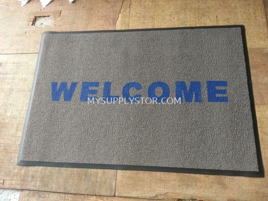 Floor Mat Welcome