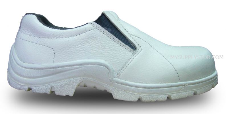 Safety Shoe White