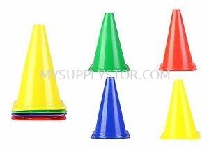 Traffic Cone Full-Color