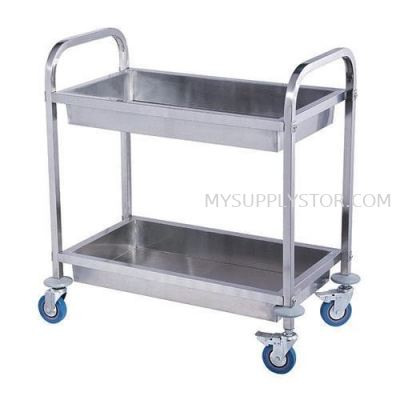 Hand Trolley Stainless Steel