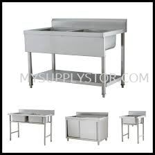 Wash Sink Stainless Steel