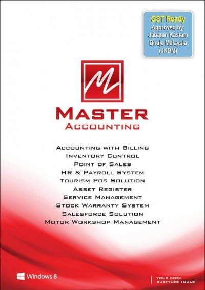 Master Accounting System
