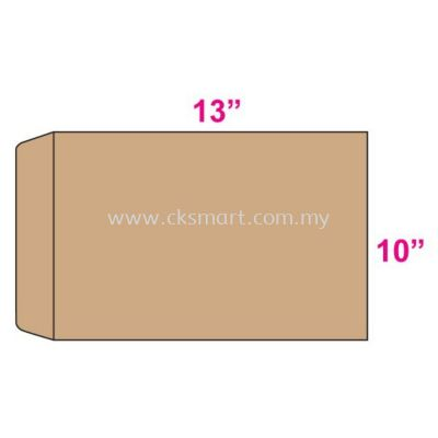 10 X 13 BROWN ENVELOPE
