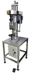 GLASS BOTTLE ROPP CAP CAPPING MACHINE Capping Machine