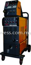 MIG 500PA MIG Double Pulse Series (IGBT) Welding Machines