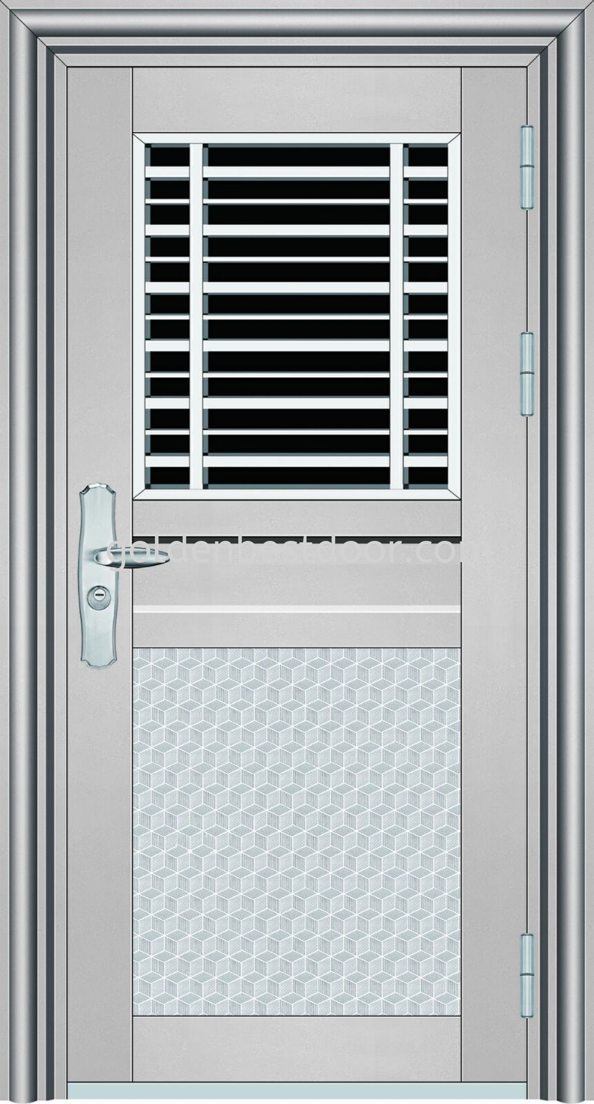 Metal Door Supplier