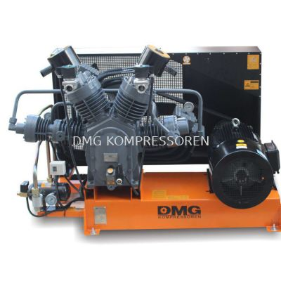 Air Cooled High Pressure Compressor