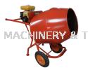 HISAKI Concrete Mixer with 5hp Gasoline Engine Concrete Mixer Construction Machine