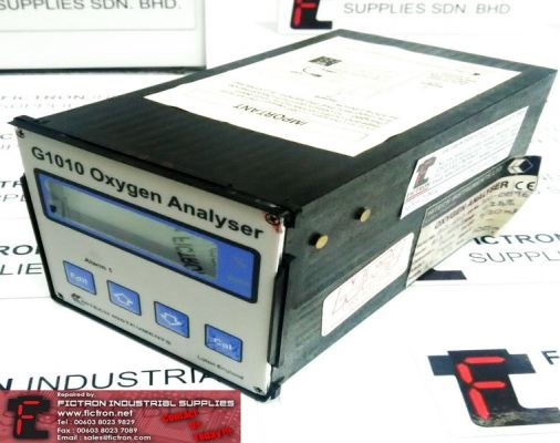 813-9024/3 HITECH INSTRUMENTS Oxygen Analyser 24VDC REPAIR IN MALAYSIA 1-YEAR WARRANTY