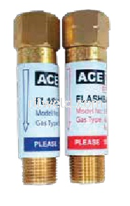 Ace Weld Flashback Arrestor(Regulator End)