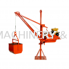 HISAKI YPH300 Portable Lifting Hoist with Robin EY20 Engine Portable Lifting Hoist Construction Machine
