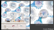 70-542 frozen elsa scene G & B - Kids @ Home - 2017 Germany Wallpaper - Size: 53cm x 10m