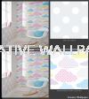 100102,100112 dotty grey,marshmallow clouds G & B - Kids @ Home - 2017 Germany Wallpaper - Size: 53cm x 10m