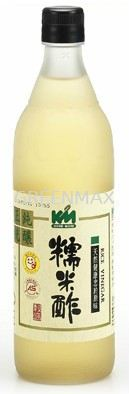 Rice Vinegar (600ml) / 糯米酢 (600ml)