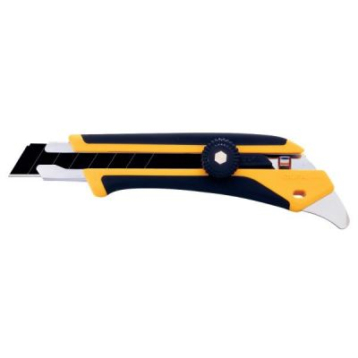 Olfa 18mm Fiberglass-reinforced Utility Knife with Ratchet-lock (L-5)