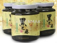 100% Cold Pressed Black Sesame Paste (260g) / 100%������֥�齴 (260g)