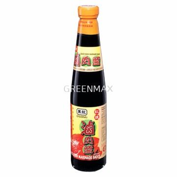 O'long Black Bean Marinade Sauce (400ml) / 黑龙卤肉酱 (400ml)
