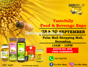 Taste Fully Food & Beverage Expo 2018,Seremban