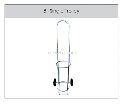 "8"" Single Trolley"