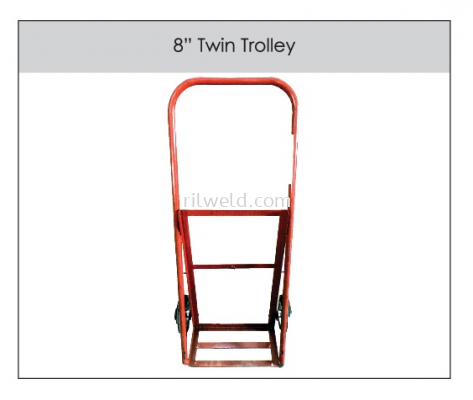 "8"" Twin Trolley"