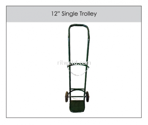 "12"" Single Trolley"