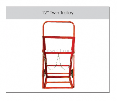 "12"" Twin Trolley"
