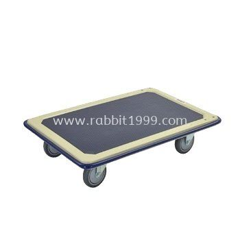 PLATFORM TROLLEY WITHOUT HANDLE