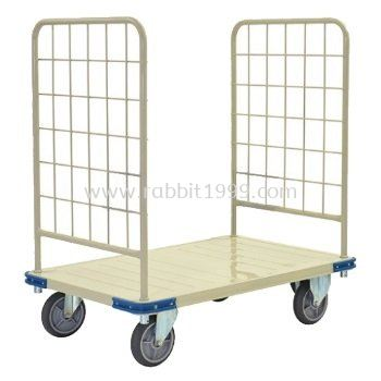 PLATFORM TROLLEY WITH END CAGE - MT-1049 , MT-1050