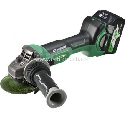 "Hitachi 36V 4"" Cordless Disc Grinder with Slide Switch G3610DA"