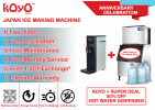 KOYO ANNIVERSARY CELEBRATION - ICE MAKING MACHINE