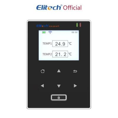 ELITECH RCW-600 WIFI WIRELESS TEMPERATURE DATA-LOGGER