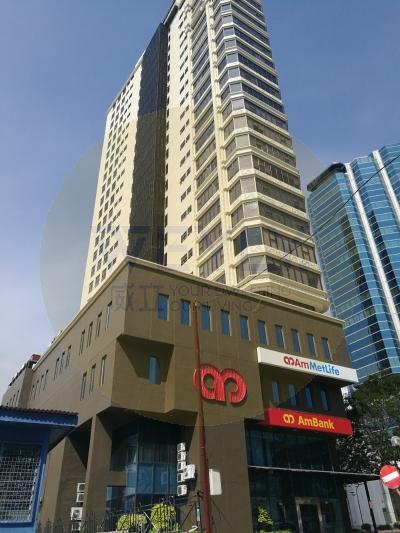 25 Storeys High Rise Condominium, Penang