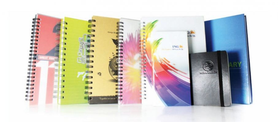 Customizing Products - Diaries - Calendars