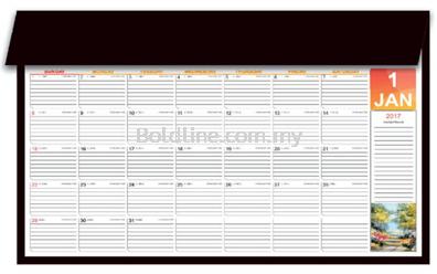 DPD 1028 - Desk Planner