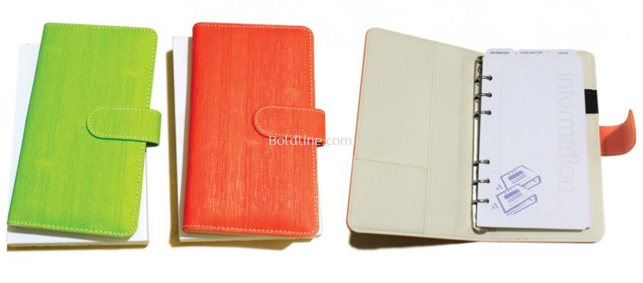 Slim Organizer - PU leather