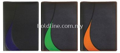Executive Note Book - PVC 4 (Soft cover)