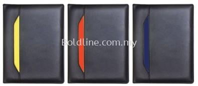 Executive Note Book - PVC 3