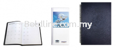 JUST Notes (B5 size) / Tally Book (Slim Size)  Note Book Diary & Calendar Premium Gifts