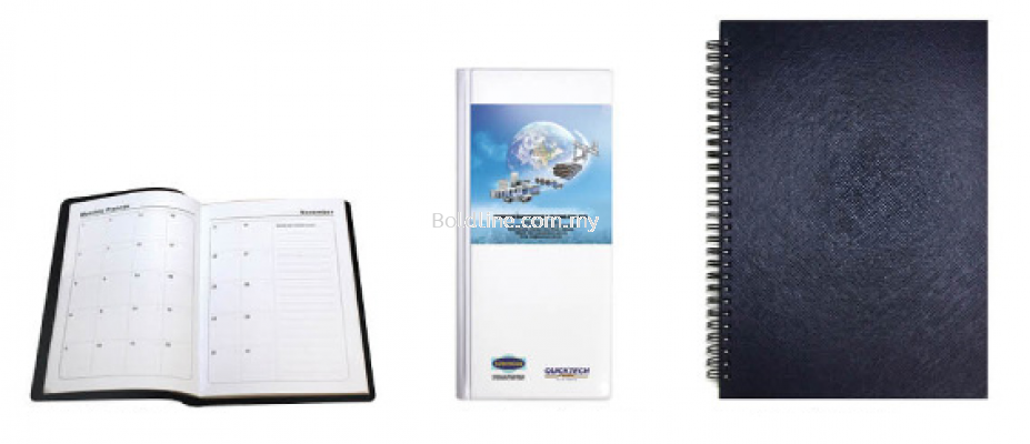 JUST Notes (B5 size) / Tally Book (Slim Size)