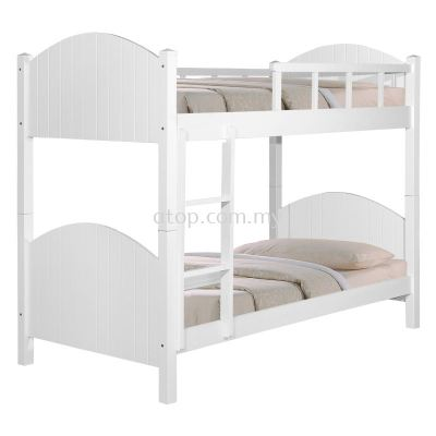 Atop ATN 7213WH-DD Double Decker Bed Frame
