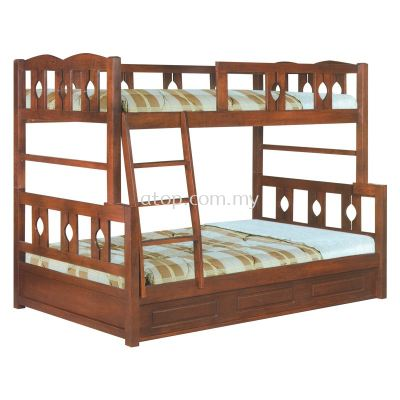 Atop ATN 7216A-DD Double Decker Bed Frame