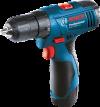 Cordless DrillDriver GSR 10,8 V-LI-2 Power Tools