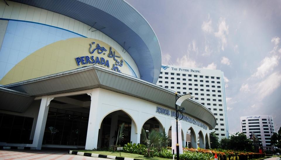 Persada Johor International Convention Centre Exhibition Centre