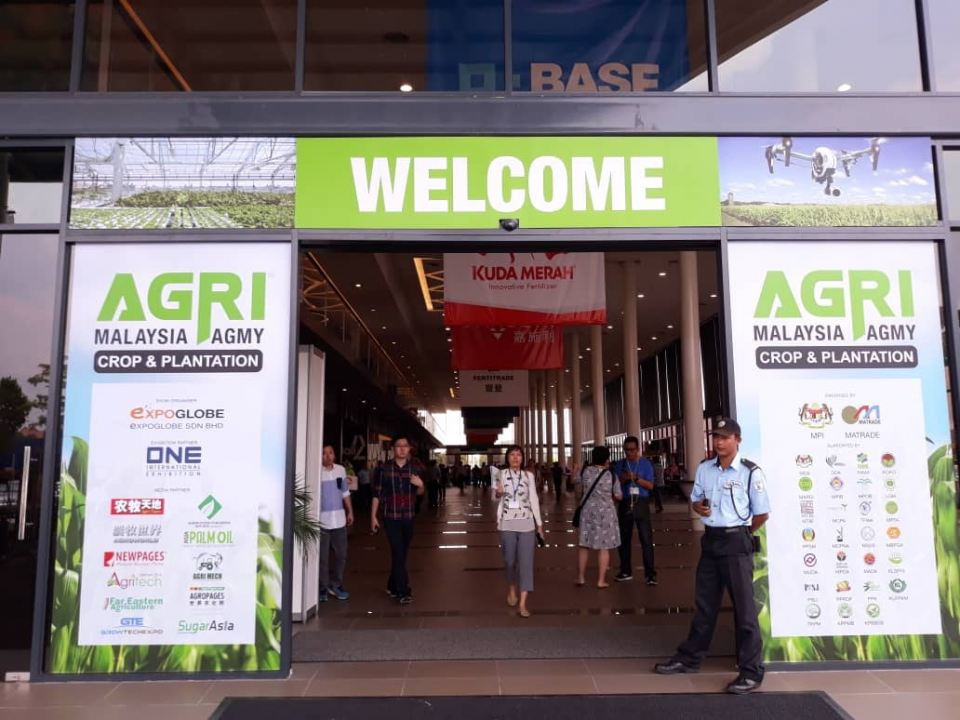Agri Malaysia At SCCC. Day 1 End. See you tomorrow!! 10am-6pm