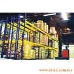 Double-Deep Pallet Racking (Type E)