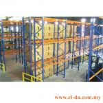 Selective Pallet Racking (Type D)
