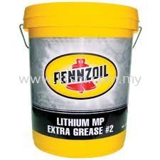 PENNZOIL LITHIUM MP EXTRA GREASE #2