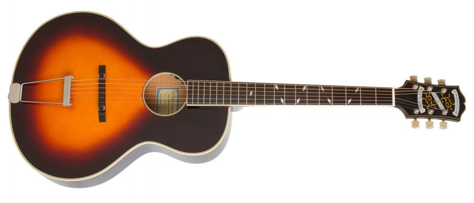 Epiphone Masterbilt® Zenith™ Acoustic / Electric Guitar